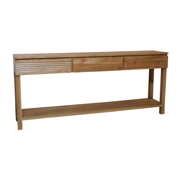FIONA 3 DRAWERS CONSOLE