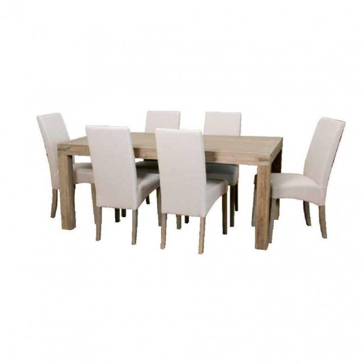 Emerson 7 Piece Dining Suite
