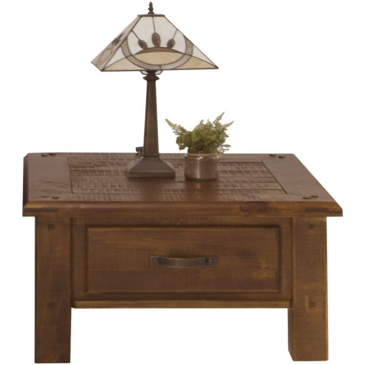 Farmhouse Lamp Table
