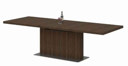 11004-EXT DINING TABLE-RED OAK