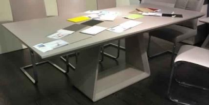 TOKAY 2400*1000 TABLE-MATT KHAKI
