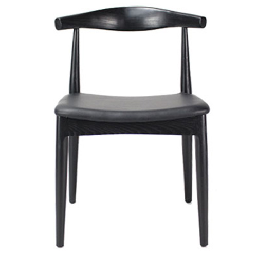 Opal Chair – Black Timber Stained