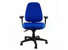 ENDEAVOUR TASK CHAIR HIGH BACK NAVY