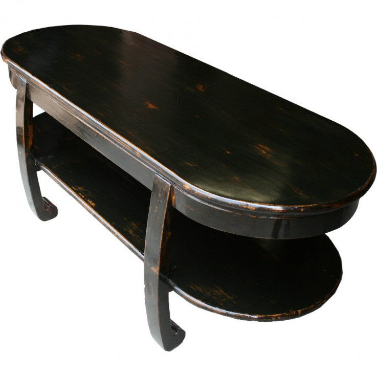 Original Black Coffee Table