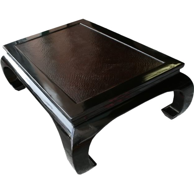 Oriental Black Opium Coffee Table