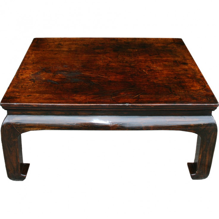 Brown Rustic Opium Coffee Table