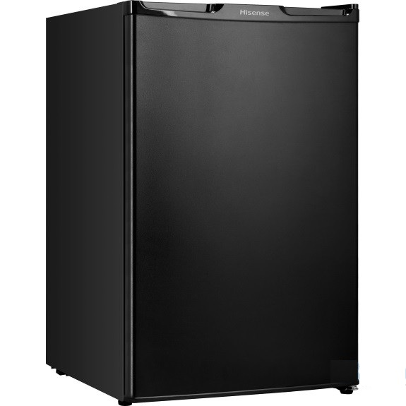 HISENSE BLACK 120L BAR FRIDGE