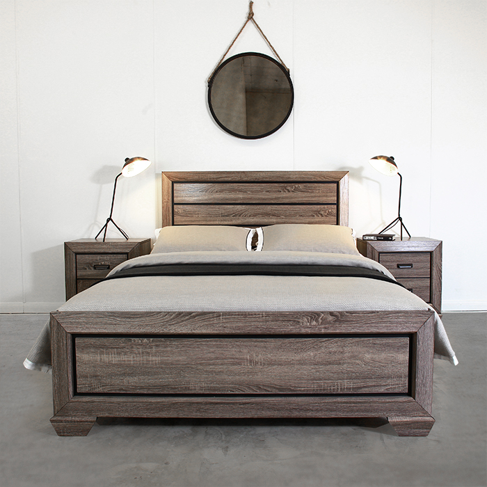 NEW ORLEANS KING BED FRAME