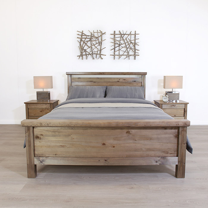 TORQUEY DOUBLE BED FRAME