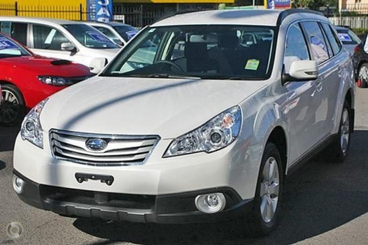 2010 Subaru Outback 2.5i 4GEN Auto AWD