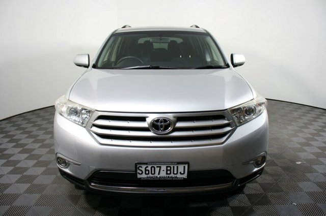 2012 Toyota Kluger Altitude 2WD Wagon