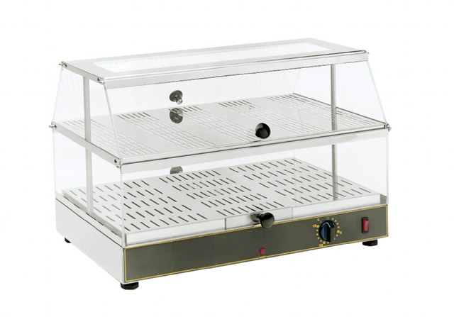 Roller Grill Counter Display WD 200