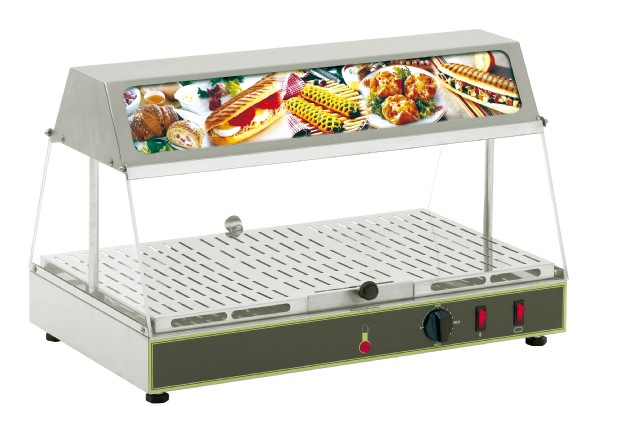 Roller Grill Counter Display WD L 100