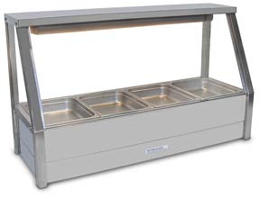 Roband E14 Hot Food Display