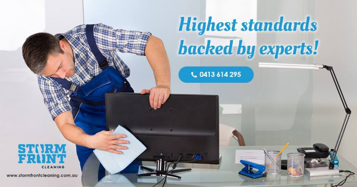 Affordable Yet Quality Office Cleaning Services in Perth
