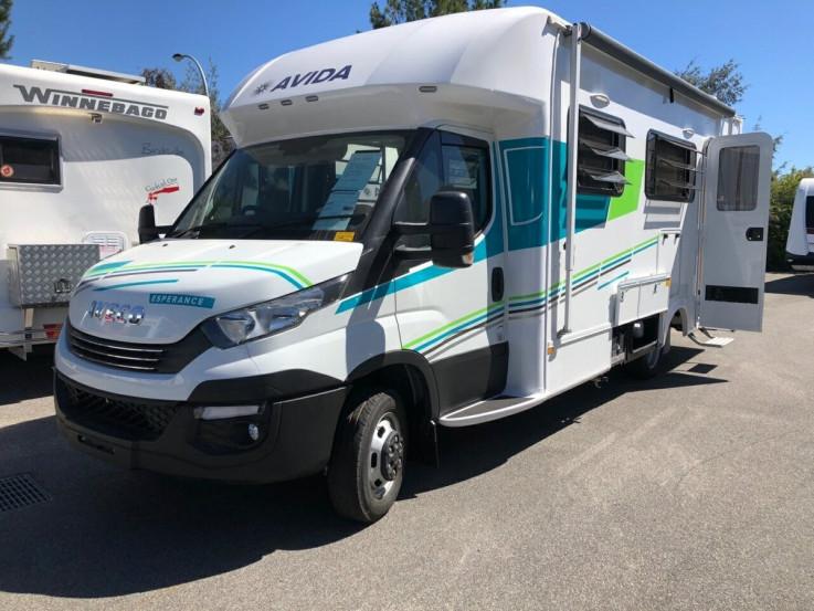 2018 Avida Esperance B7944 Motorhome