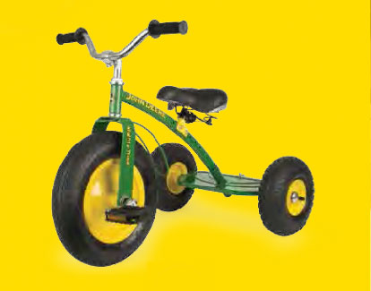 Mighty Trike (Steel) – Riding Toys