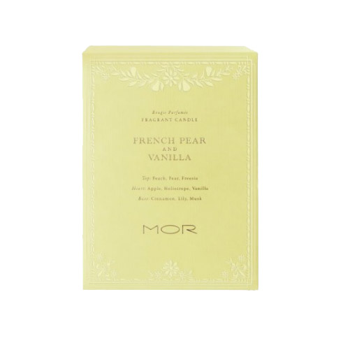 FRENCH PEAR & VANILLA CANDLE 380G