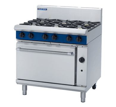 Blue Seal G506D Gas Range Static Oven