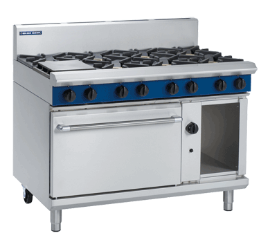Blue Seal G508D Gas Range Static Oven