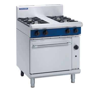 Blue Seal G505D Gas Range Static Oven