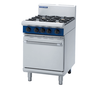 Blue Seal G504D Gas Range Static Oven