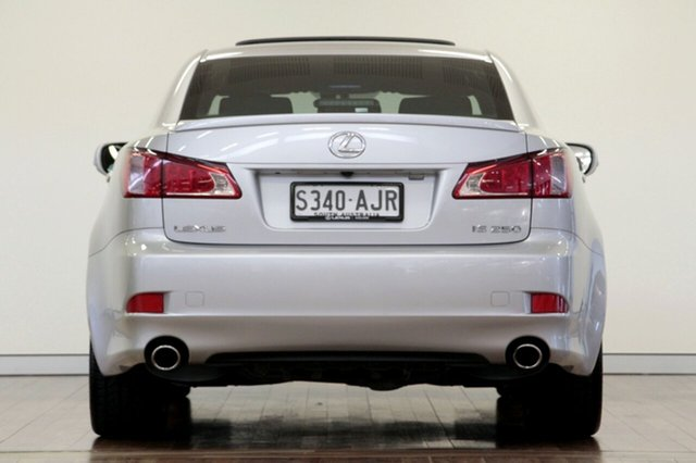 2010 LEXUS IS250 F SPORT SEDAN