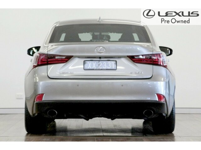 2013 LEXUS IS250 F SPORT SEDAN